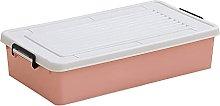 Gymqian Under Bed Storage Box, Multifunctional