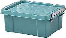 Gymqian Under Bed Storage Box, Sealed Buckle with
