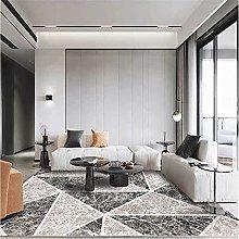 GYMS Modern Carpet, Imitation Marble Pattern