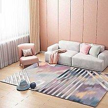 GYMS Modern Carpet, Light Luxury Neon Color