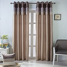 GYROHOME Fully Lined Luxury Faux Silk Blackout