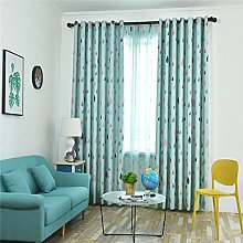 GYROHOME Room Darkening Thermal Insulated Curtain