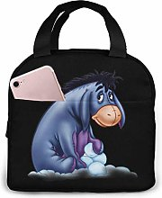 GYTHJ Acmiran Eeyore Lunch Bags for Men Women