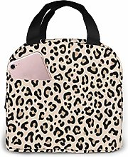 GYTHJ Black and White Leopard - Leopard Print in