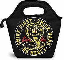 GYTHJ Cobra Kai Karate Dojo Lunch Bags for Men