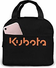 GYTHJ Kubota Lunch Bags for Men Women Insulated