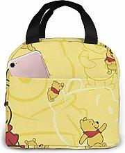 GYTHJ Lunch Bag Tote Winnie Pooh Lunchbox
