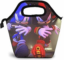 GYTHJ So-Nic The Hed-Gehog Lunch Bags for Men