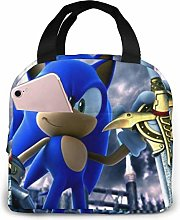 GYTHJ Sonic Lunch Bags for Men Women Insulated