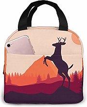 GYTHJ SwwAR3q Reusable Insulated Lunch Bag