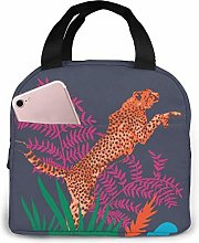 GYTHJ Tiger Reusable Insulated Lunch Bag