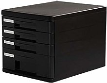Gyubay Stable Filing Cabinet 4-layer Storage