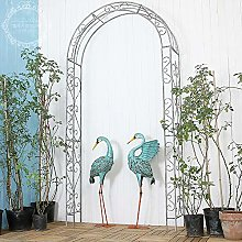 GYX-Décoration Garden Arch, Railing Help Support