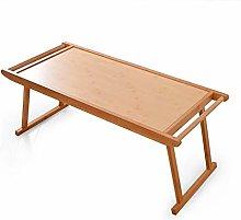 GYY ZDZ ZZ Folding Table Bamboo Folding Coffee