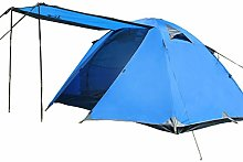 GYYY 2 Man Person Extend Tent Family Easy Up