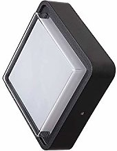 GYZLZZB LED Lights Outdoor Waterproof Square