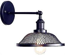 GYZLZZB LED Wall lamp Retro Single Head Hollow