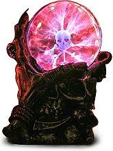 GZQ Plasma Globe Ball Light, Touch Sensitive Magic