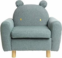 GZQDX Children's Baby Sofa Cartoon Animal Mini