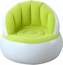 GZQDX Children Inflatable Sofa With Backrest Cute