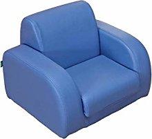GZQDX Children Sleep Sofa Can Sit Lie Three With A