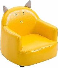 GZQDX Kids Sofa, Upholstered Armchair, PVC