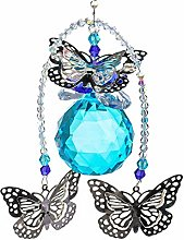 H&D Crystals Ornaments Chandelier Crystals Hanging