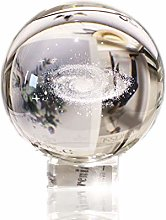 H&D HYALINE & DORA Galaxy Crystal Ball Glass