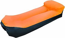H-ei Multicolor Stitching Lazy Couch Inflatable