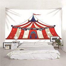H/H 3D Tapestry Tent Circus A930 Tapestries Yoga