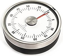 H&H & Alessandro Borghese Kitchen Timer, Stainless