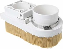 H HILABEE Dust Shoe Brush for CNC Routers -