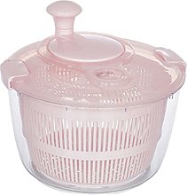 H HILABEE Salad Spinner Washer, Drainer Basket, 5L