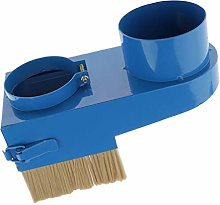 H HILABEE Spindle Dust Shoe Cover Cleaner for CNC