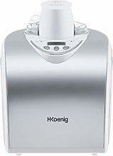 H.Koenig UK Maker, HF180 Ice Cream Machine, 1L,