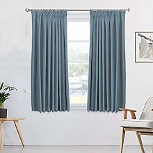 H.Versailtex 2 Panels Citadel Blackout Curtains