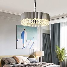 H.Y.FFYH Pendant Light 3 Color Dimming Light Gray