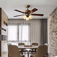 H.Y.FFYH Pendant Light 3 Fan Light Ceiling Fan