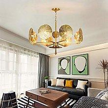 H.Y.FFYH Pendant Light Chandelier Living Room
