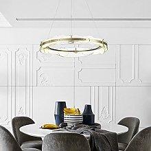 H.Y.FFYH Pendant Light Creative Living Room