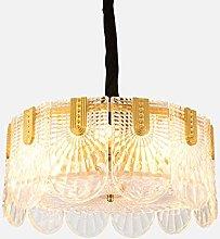 H.Y.FFYH Pendant Light Light Crystal Chandelier