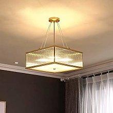 H.Y.FFYH Pendant Light Modern Copper Lamp
