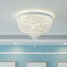 H.Y.FFYH Pendant Light Porch Crystal Ceiling Lamp