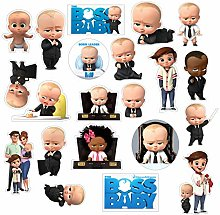 H2 Studio Boss Baby Sticker, Waterproof Vinyl - 36
