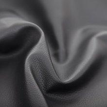 Haaris Imaan Black Faux Leather Soft Feel Material