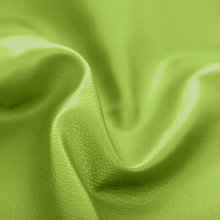 Haaris Imaan Lime Faux Leather Soft Feel Material