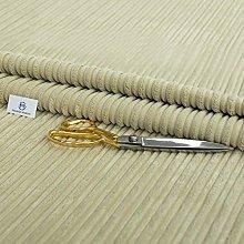 Haaris Imaan Limestone Jumbo Cord Upholstery