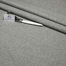 Haaris Imaan Quality Linen Look Upholstery Fabric