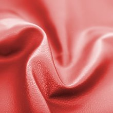 Haaris Imaan Red Faux Leather Soft Feel Material
