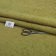 Haaris Imaan Soft Plain Chenille Velvet Upholstery